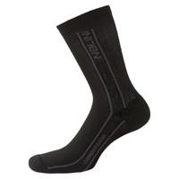 Nalini Coolmax Compression Black Socks
