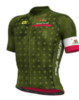 ALE' California Republic Green Jersey