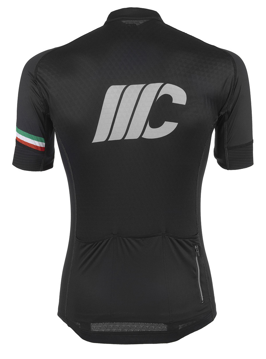 Mario Cipollini Essential Classic Full Zipper Jersey Rear