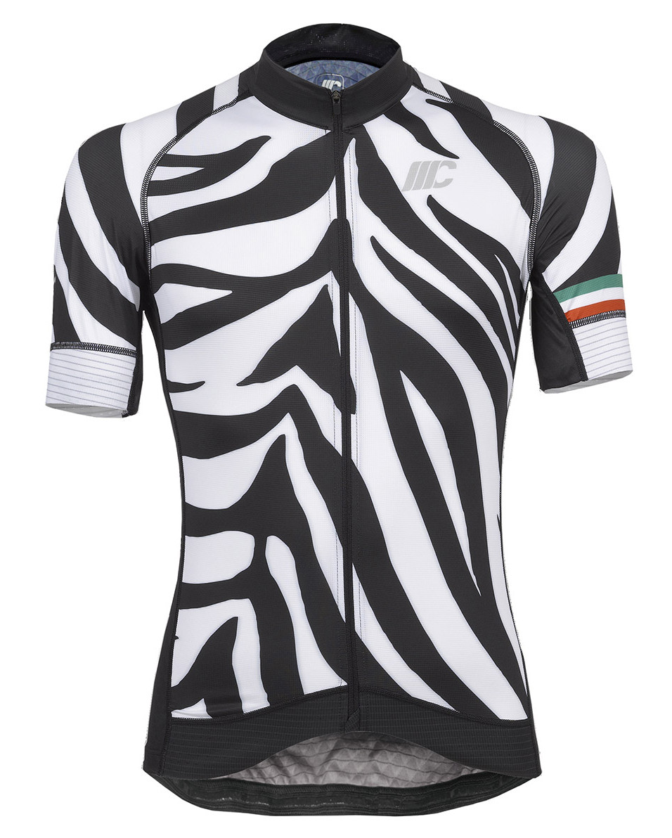 ALE Mario Cipollini Zebra Red Jersey  59d3bf2f2