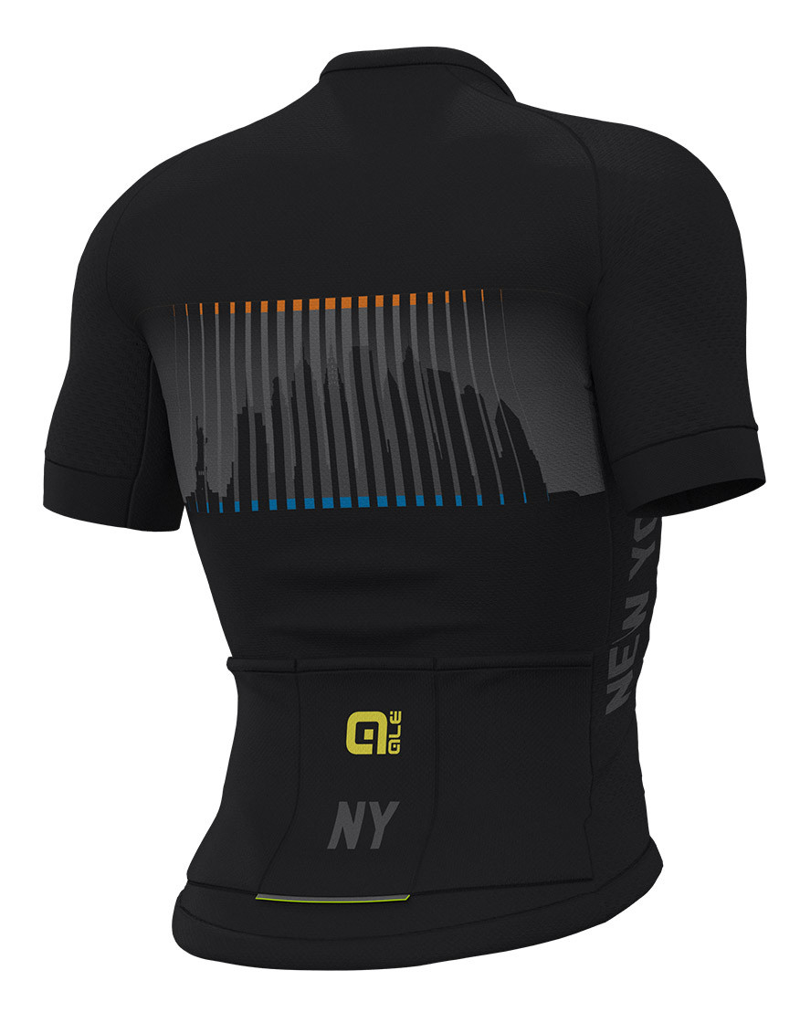 ALE' New York Edition Jersey Rear