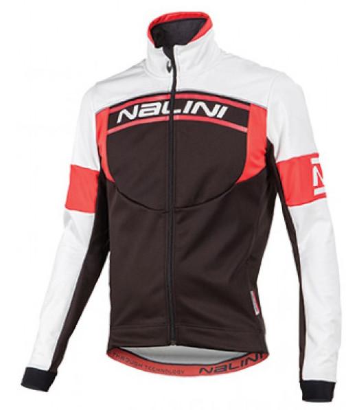 Nalini Classica Thermal Red Black Jacket