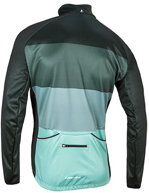 Nalini Alnilam Thermal Jacket Rear