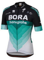 Bora Hansgrohe Black Green Jersey