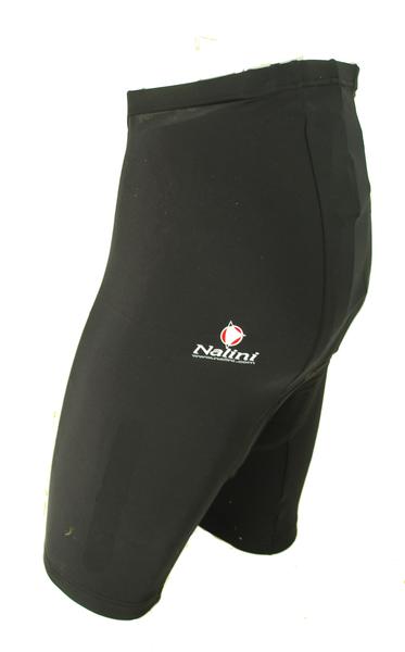 Nalini OLE1 Black Waist Shorts Side