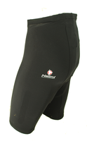 Nalini OLE1 Black Waist Shorts Side