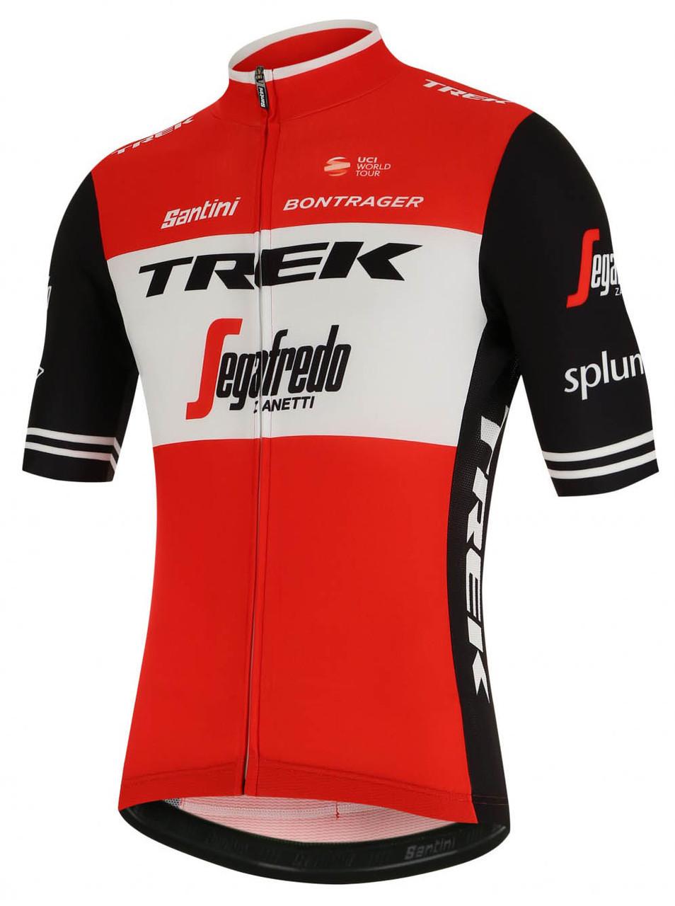 2019 Trek Segafredo FZ Jersey