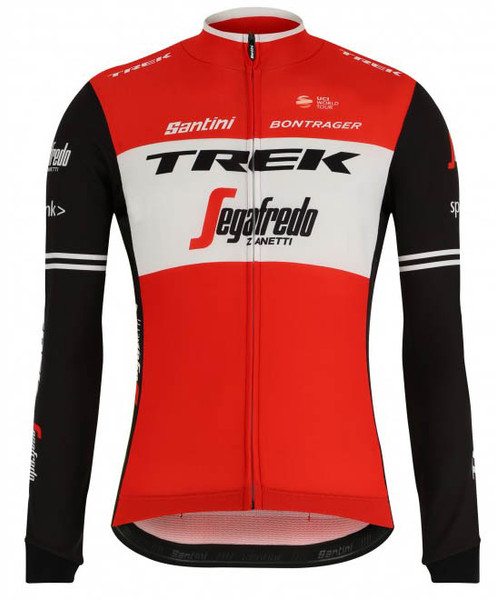 2019 Trek Segafredo Tour De France Long Sleeve Jersey
