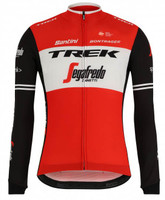 2019 Trek Segafredo Tour De France Long Sleeve Jersey
