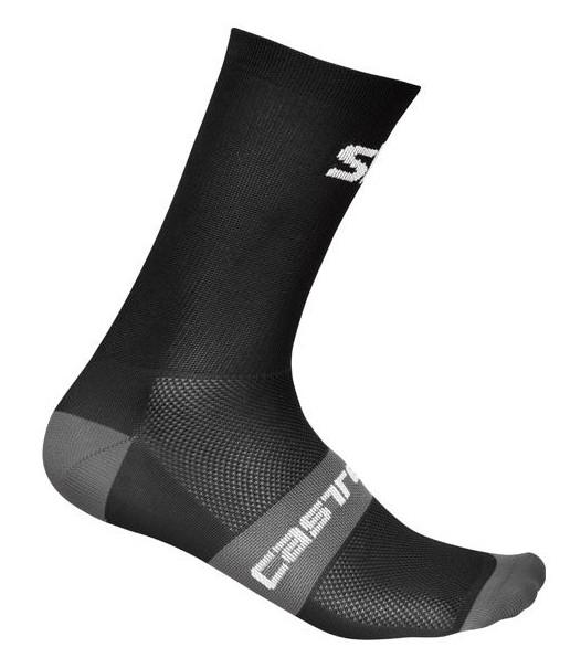 2019 Sky Black Thermal Socks