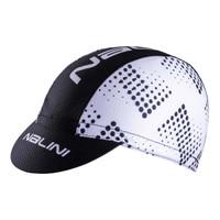 Nalini Vulcano AIS 2.0 White Black Dots Cap