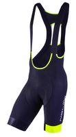 Nalini Ventoux 2.0 Fluorescent Bib Shorts
