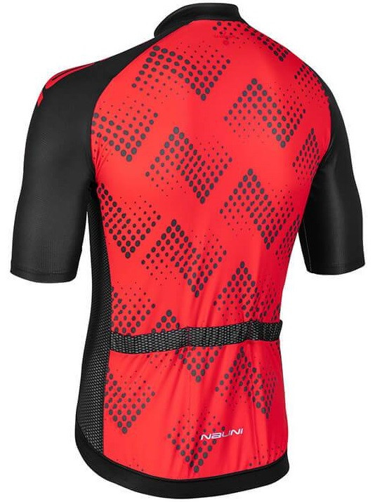 Nalini Podio 2.0 Red Jersey Rear