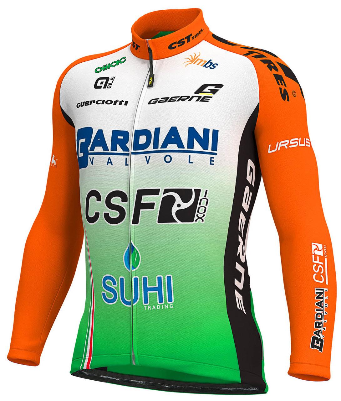 2019 Bardiani CSF Long Sleeve Jersey