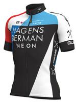 2019 Hagens Berman Axeon Full Zipper Jersey