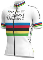 World Champion Hagens Berman Axeon Full Zipper Jersey