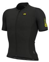 ALE' Race R-EV1 Black Jersey