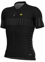 ALE' Cooling R-EV1 Black Jersey