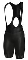 ALE' Speedfondo 2.0 PRR Black White Bib Shorts