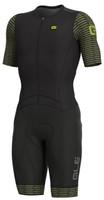 ALE' Fuga R-EV1 Black Fluo Yellow Skinsuit