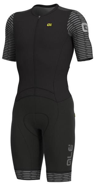 ALE' Fuga Black White Skinsuit