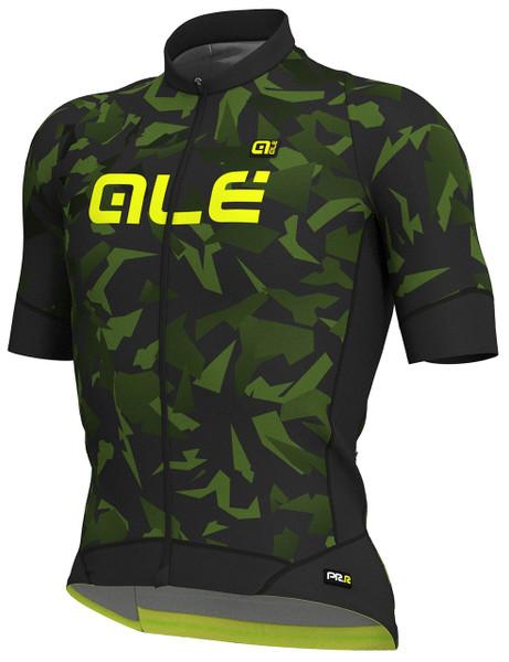 ALE' Glass PRR Black Green Jersey