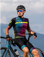 ALE' The End PRR Black Multi Color Jersey Rear