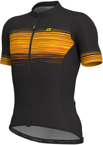 ALE' Start Block Orange Jersey