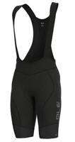 ALE' Masters PRS Black Charcoal Bib Shorts