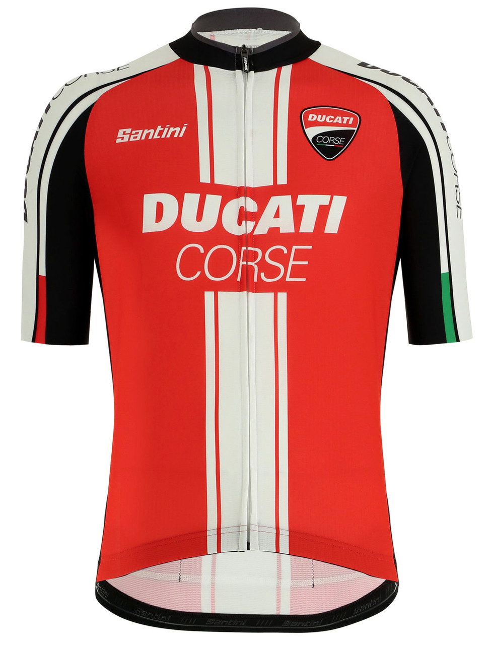 2019 Ducati Corse Jersey Front