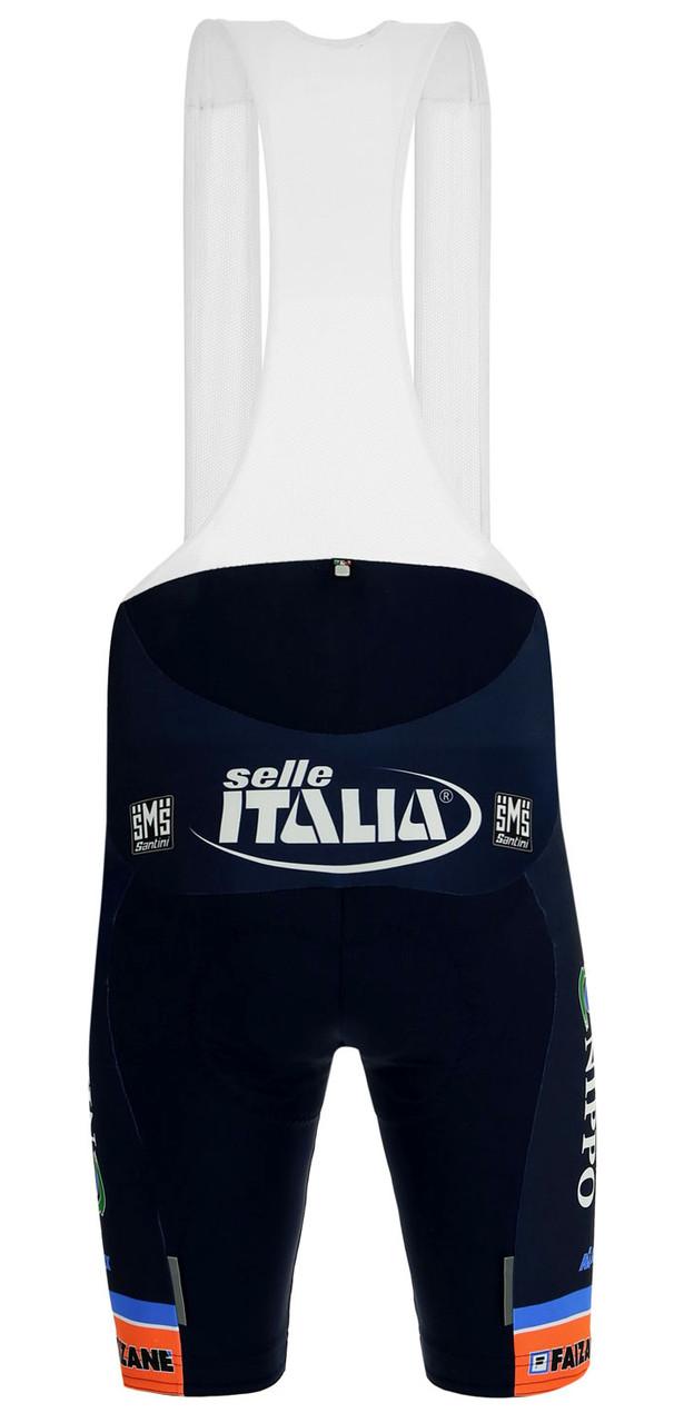 2019 Vini Fantini Nippo Bib Shorts Rear