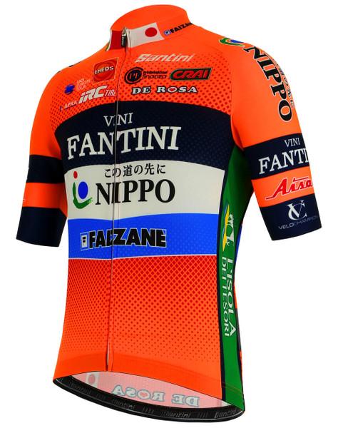 2019 Vini Fantini Nippo Jersey