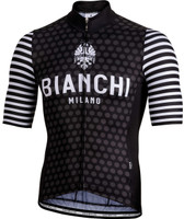 Bianchi Milano Davoli Black White Jersey