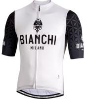 Bianchi Milano Pedaso Black White Jersey