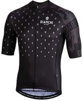 Bianchi Milano Savignano Black Jersey