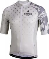 Bianchi Milano Savignano White Jersey