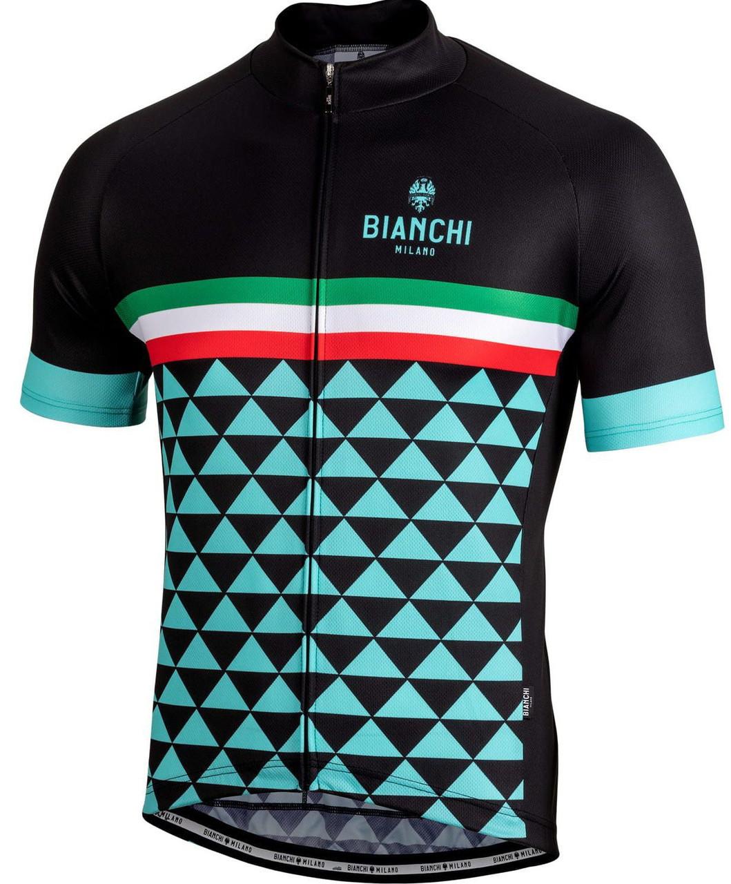 392173e8d0d Bianchi Milano Codigoro Black Jersey