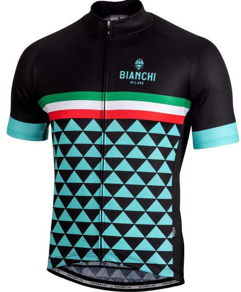 Bianchi Milano Codigoro Black Jersey