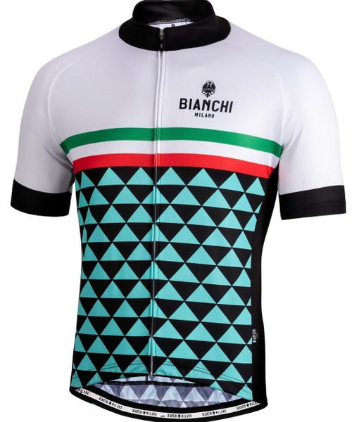 Bianchi Milano Codigoro White Jersey