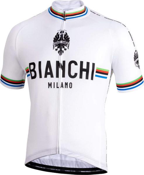 Bianchi Milano New Pride White Jersey