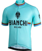 Bianchi Milano New Pride Green Jersey