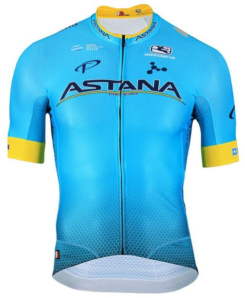 2019 Astana FRC Pro Jersey