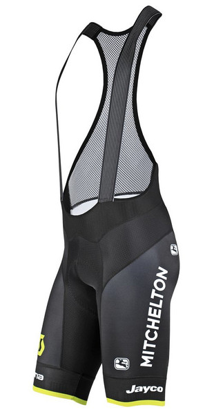 2019 Mitchelton Scott FRC Pro Bib Shorts