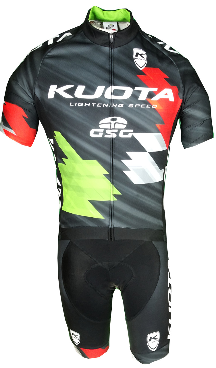 2019 Kuota Full Zipper Jersey