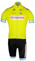 Vuelta San Juan Toyota Yellow Sprint FZ Jersey