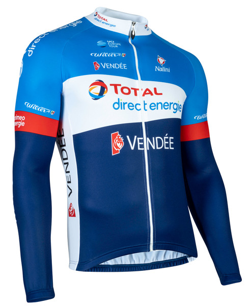 Direct Energie Long Sleeve Jersey