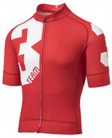 3T Team Red Race Full Zip Jersey
