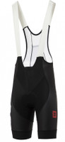 3T Team Black Bib Shorts