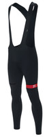3T Team Black Bib Tights