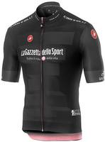 2019 Giro Black Full Zip Jersey